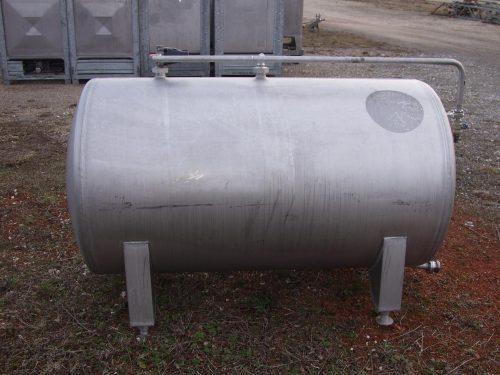 1000 Liter Edelstahlbehälter Lagerbehälter Art.1598