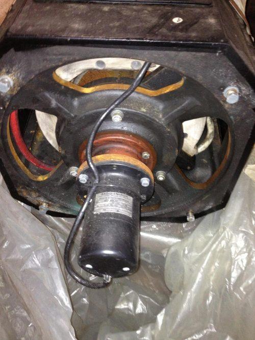 Motor  für einen Homogenisator APV MC 120 Loher Art.1882