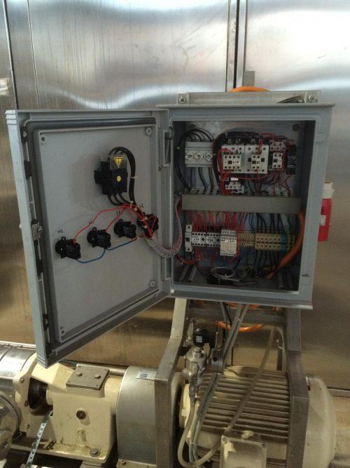 Dispergieranlage IKA Maschinenbau Art.2003