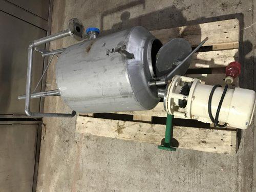 Prozessbehälter 50 Liter Jasper Art.2049