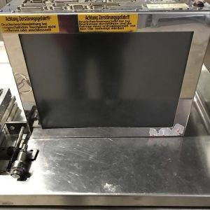 Industrieller Druckkontroller HSAJET Art.2058